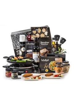Kerstpakket Raclette de Luxe
