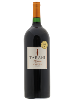 Tarani Reserve Cahors Magnum