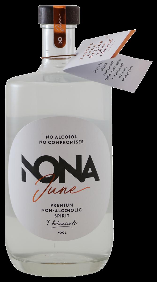 NONA June alcoholvrij gin