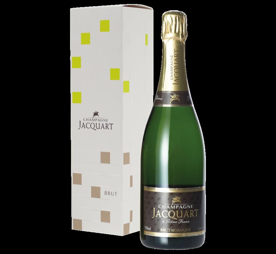 Jacquart Brut Mosaique - 21%