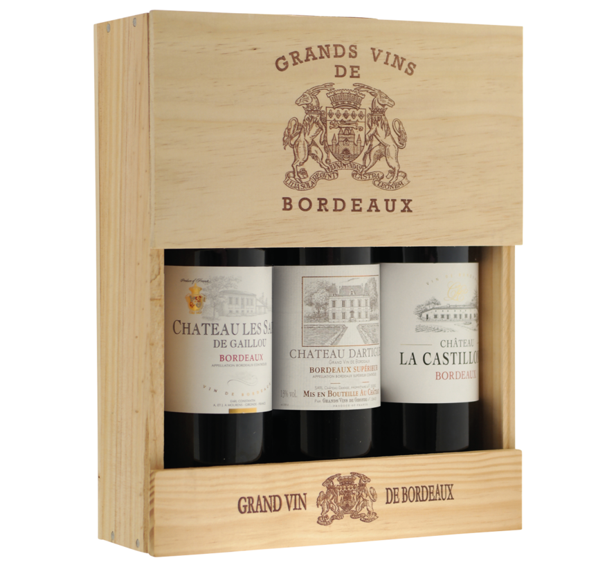 Bordeaux Selection Medailles - Deluxe - 21%