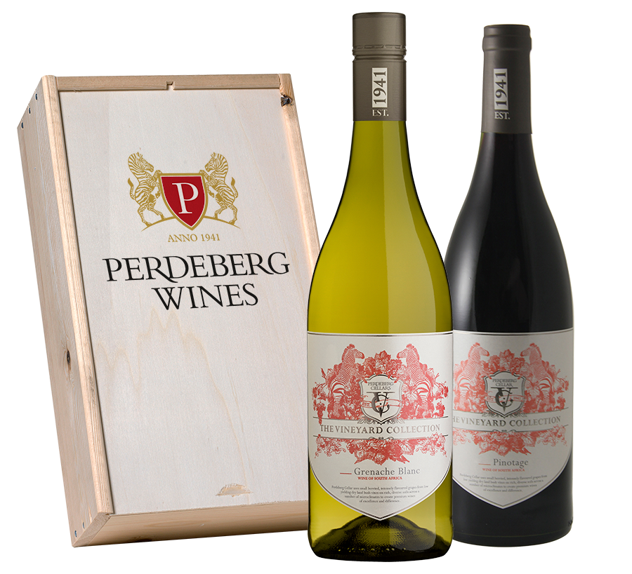 Perdeberg Grenache Blanc / Pinotage
