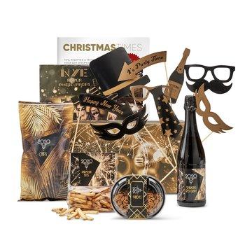 Kerstpakket Party time!