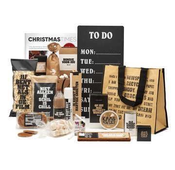 Kerstpakket Things to do
