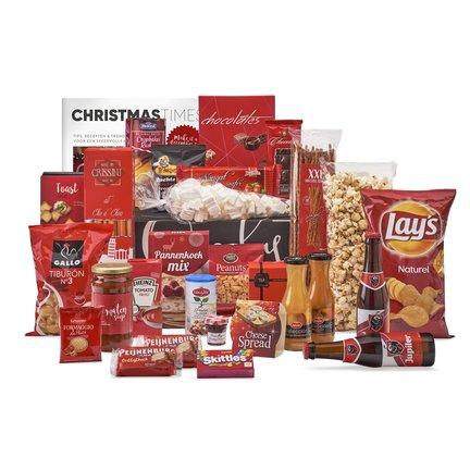 Snacks kerstpakket