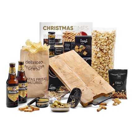 Origineel kerstpakket