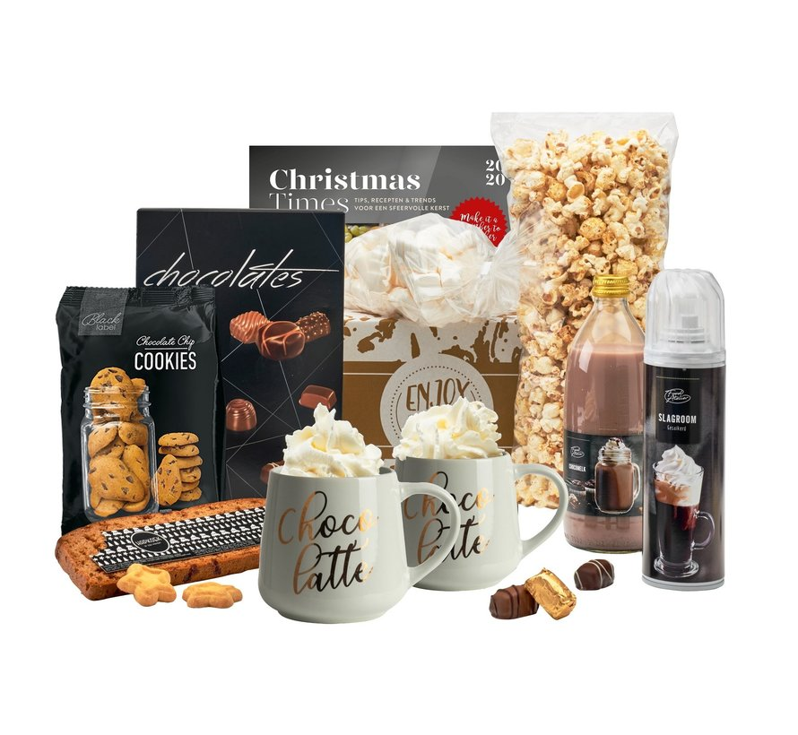 Kerstpakket Chocoloco - 21% BTW