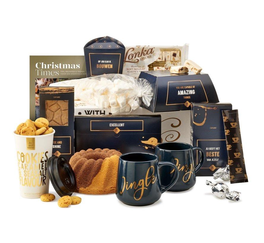 Kerstpakket Cup of jingles - 9% BTW