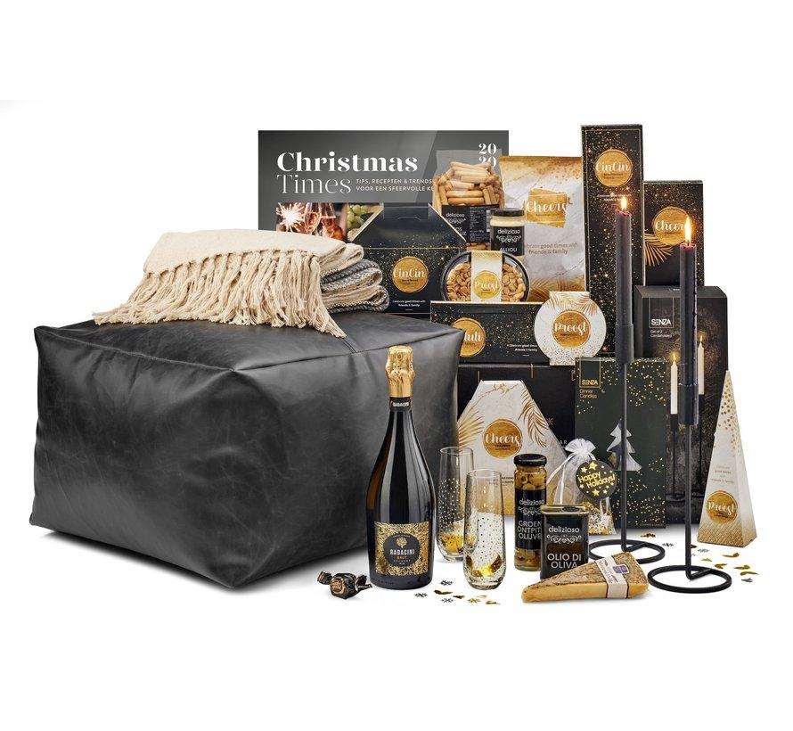 Kerstpakket Home sweet home - 21% BTW