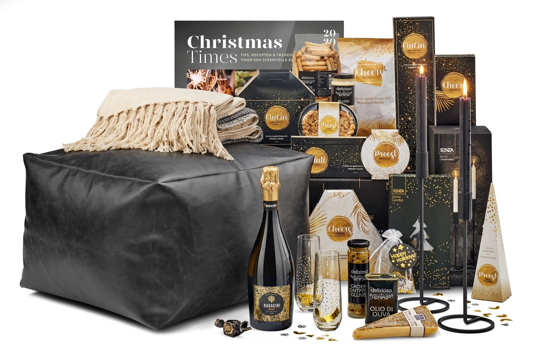 Kerstpakket Home sweet home - 9% BTW