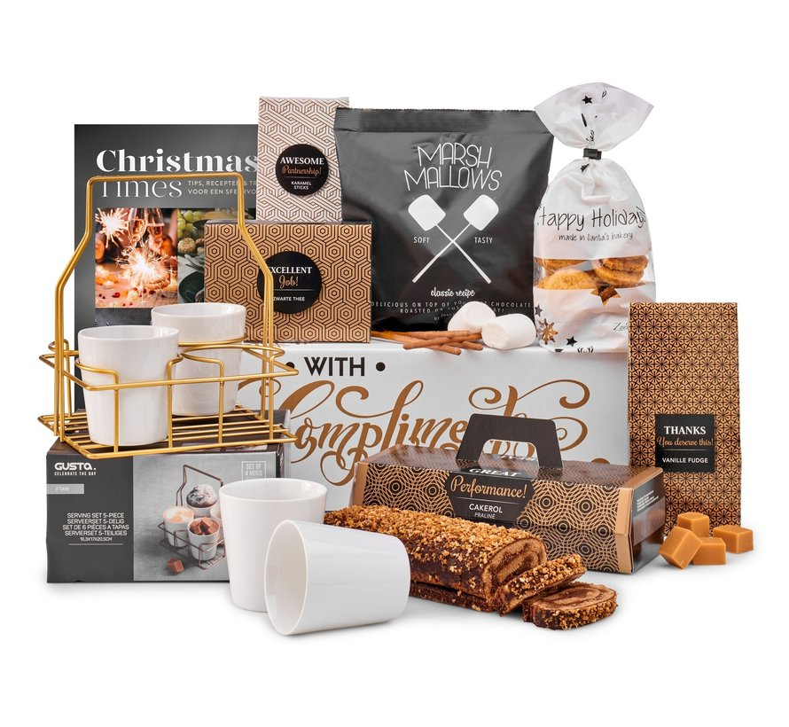Kerstpakket Momentje voor jezelf - 9% BTW
