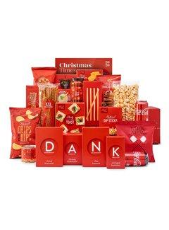 Kerstpakket Rode kerst