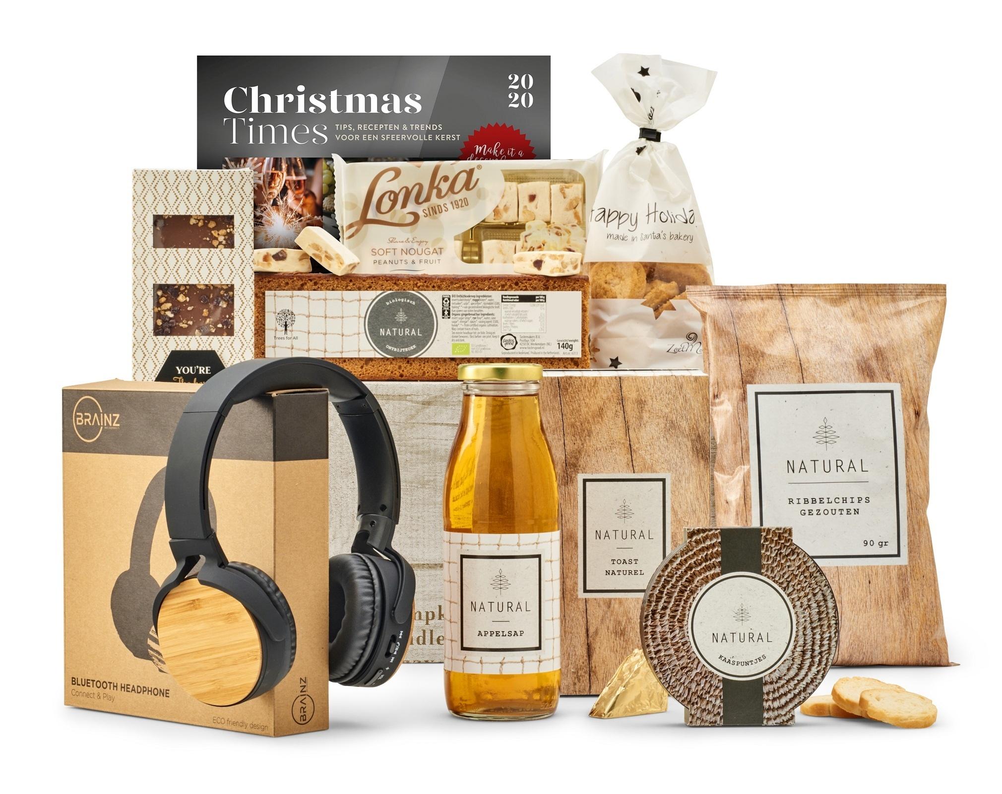 Kerstpakket Sounds good - 9% BTW