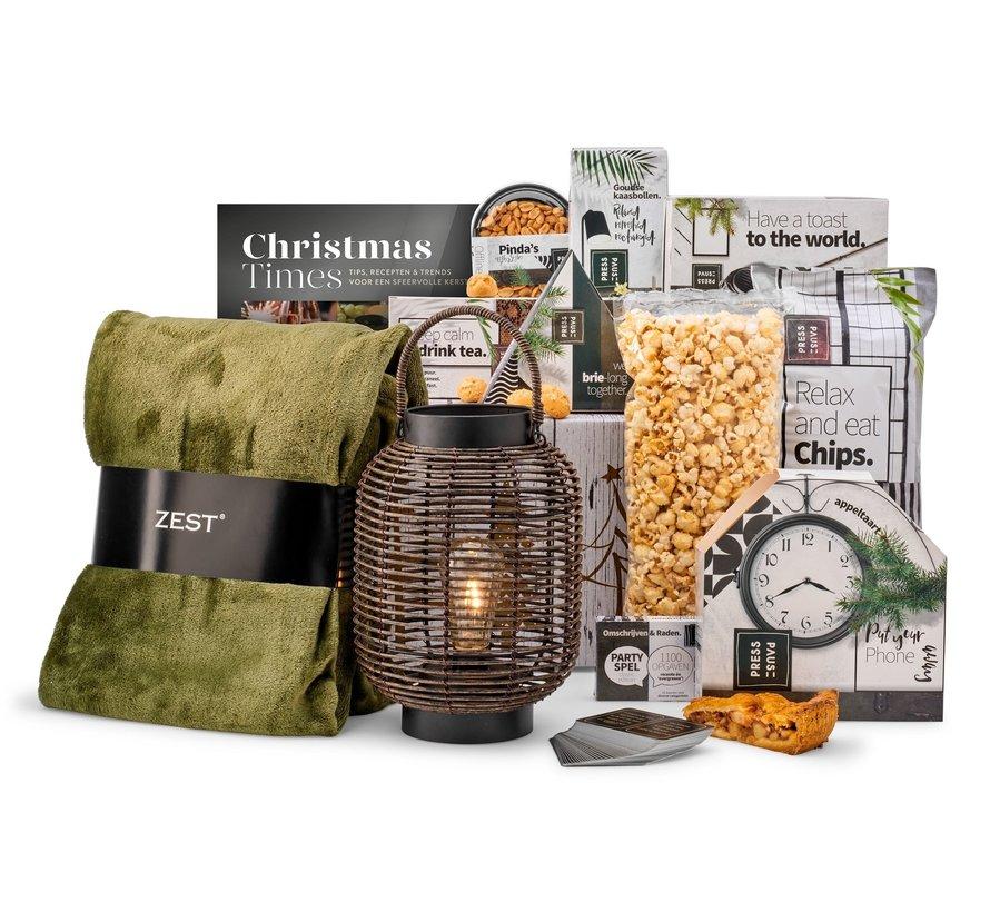Kerstpakket Time to relax - 21% BTW