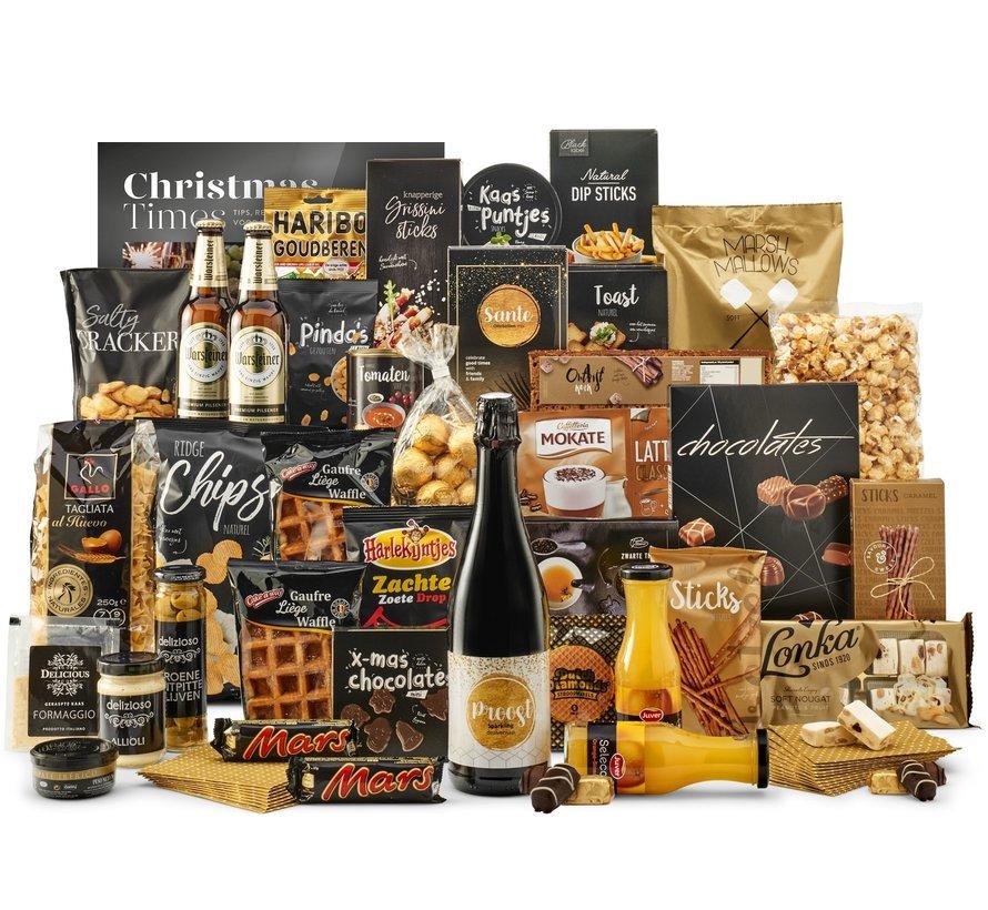 Kerstpakket Winterse voorraad - 9% BTW