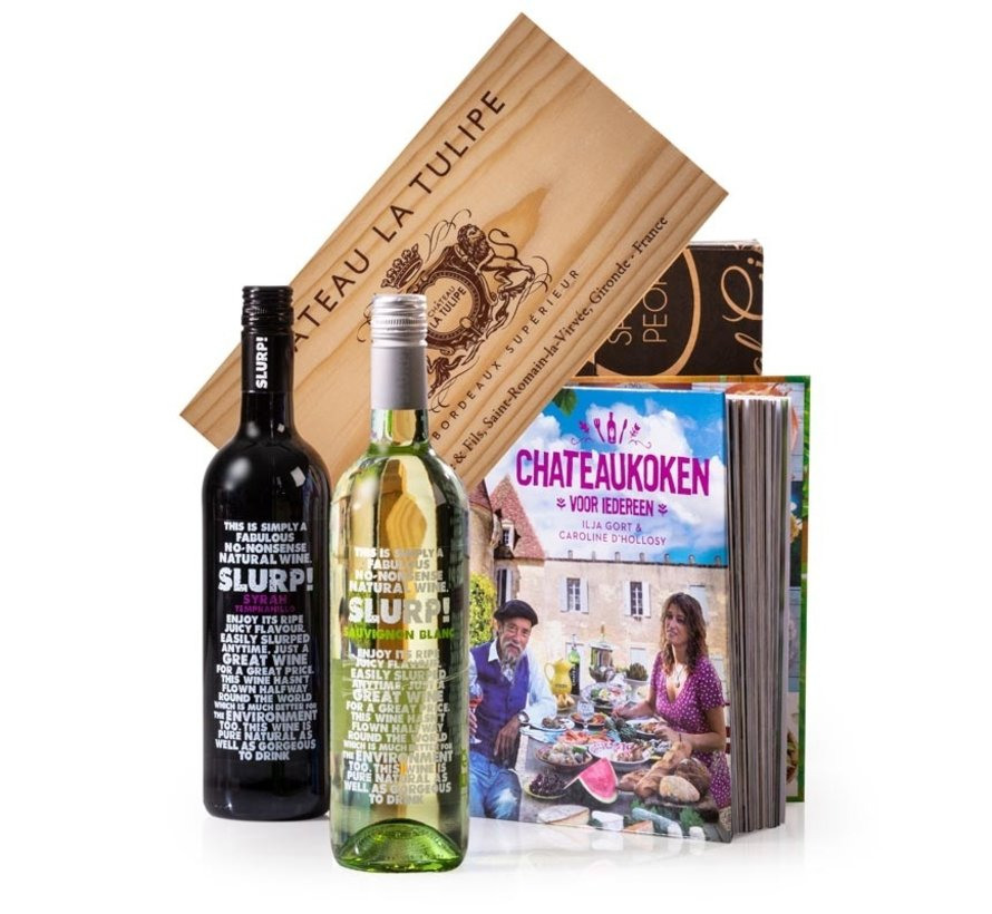 Kerstpakket Chateaukoken - 9% BTW