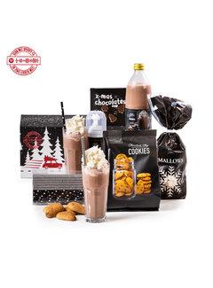 Kerstpakket Chocolademelk XL