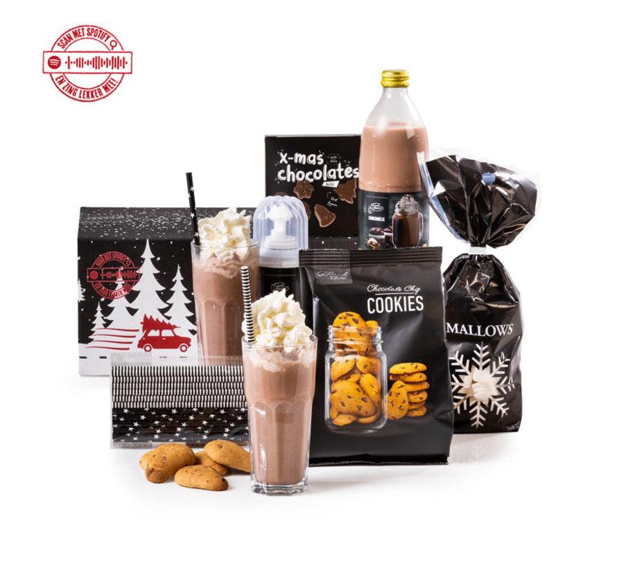 Kerstpakket Chocolademelk XL - 21% BTW