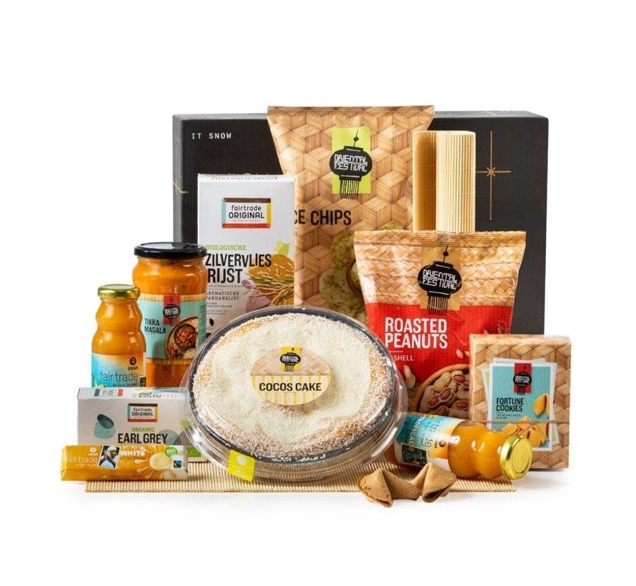 Kerstpakket Fair Trade - 9% BTW