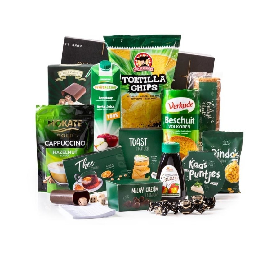 Kerstpakket Familie Groen - 21% BTW