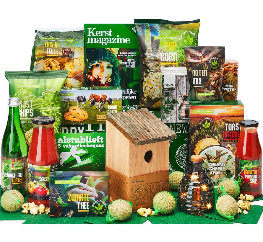 Kerstpakket Vogelvrij - 21% BTW
