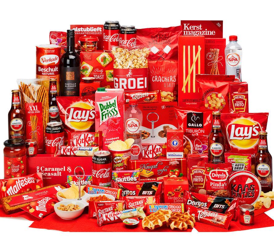 Kerstpakket Anders dan anders - 9% BTW
