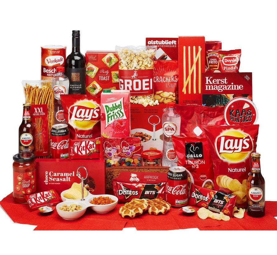 Kerstpakket Pretpakket - 21% BTW