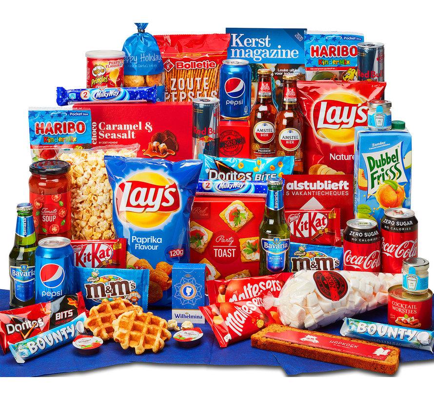 Kerstpakket Aan tafel! - 9% BTW