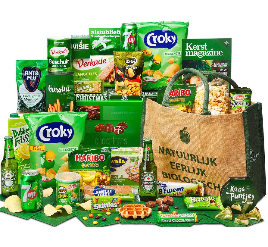 Kerstpakket Eerlijk - 21% BTW
