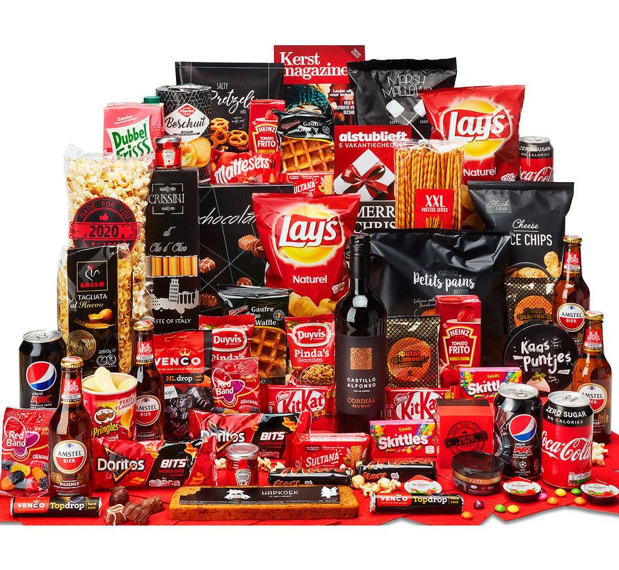 Kerstpakket Gigantisch