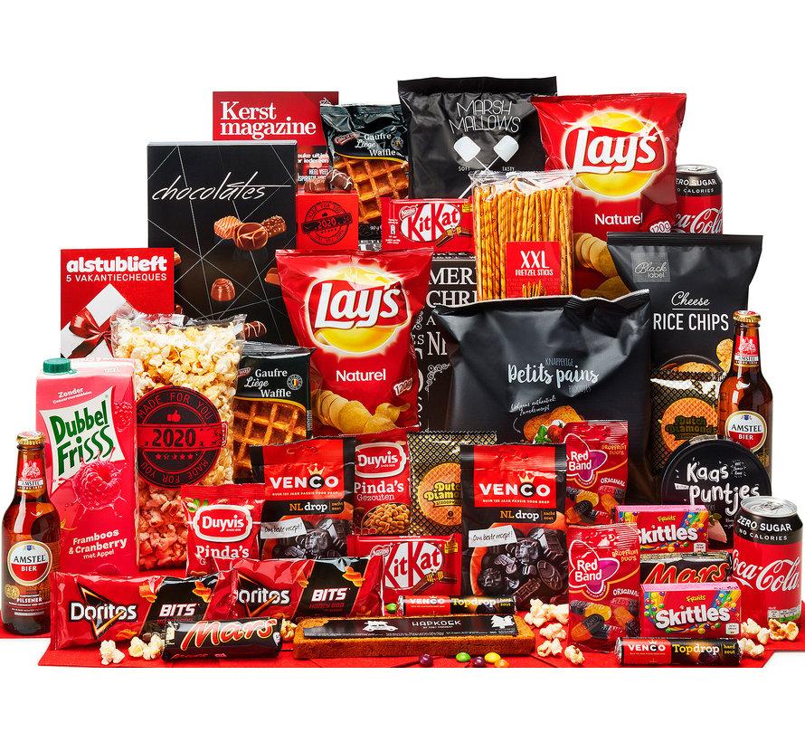 Kerstpakket Gezellig - 21% BTW