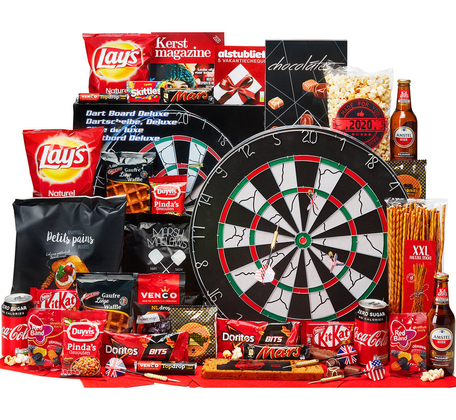 Kerstpakket Schot in de roos - 21% BTW