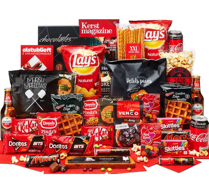 Kerstpakket Made for you - 21% BTW