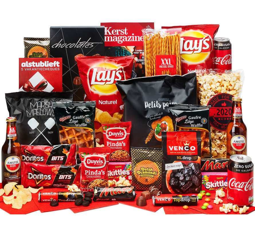 Kerstpakket Amuse - 9% BTW