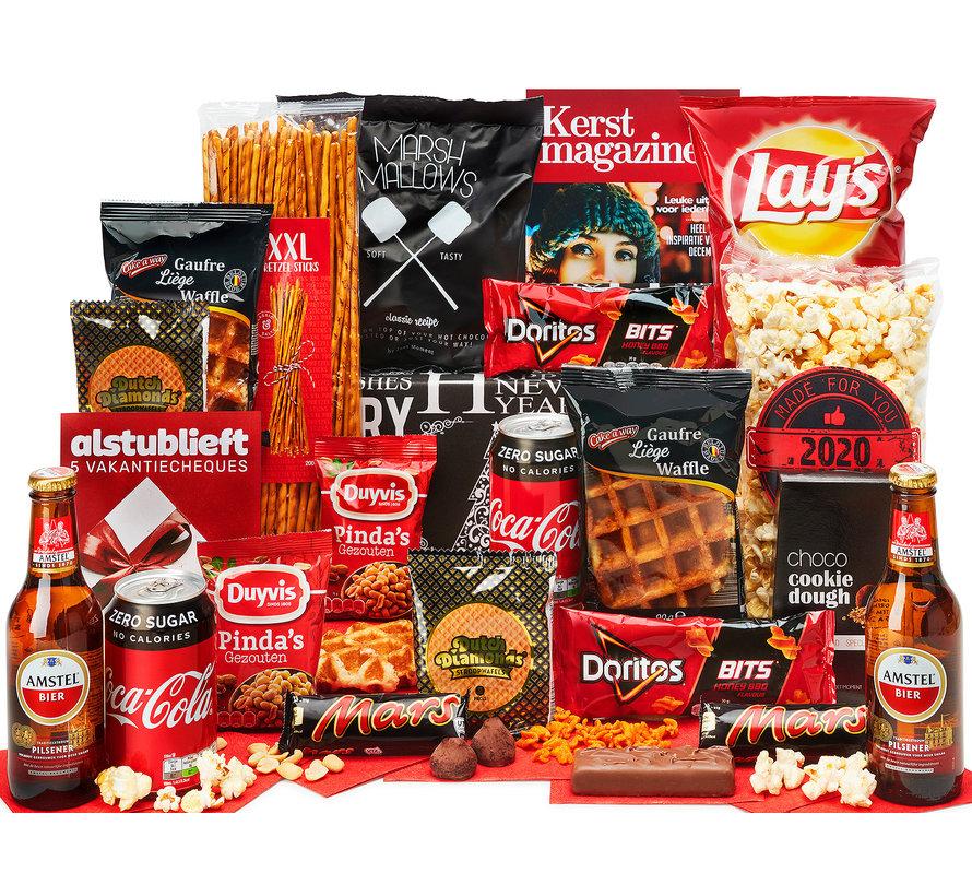 Kerstpakket Ijzersterk - 21% BTW