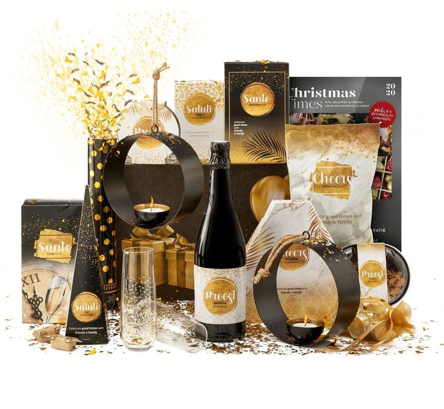Kerstpakket Cheers - 21% BTW