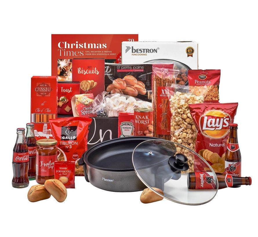 Kerstpakket Lekker makkelijk - 21% BTW