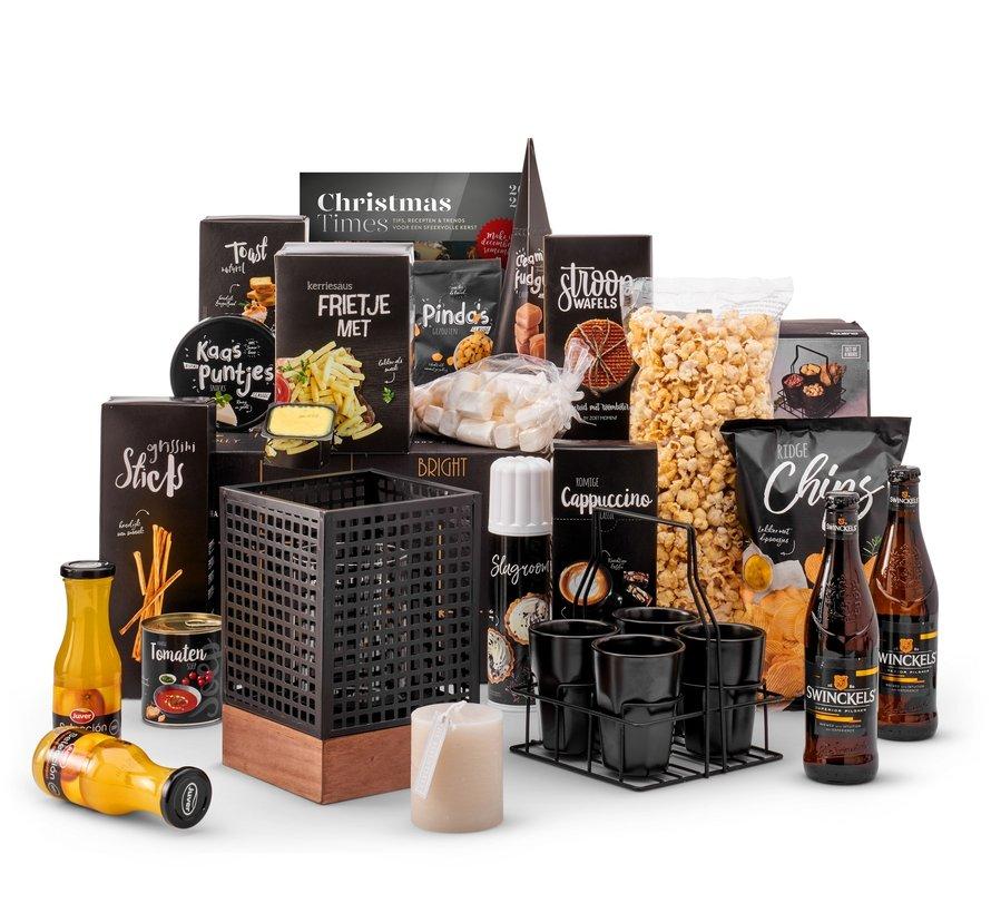 Kerstpakket Lovely black - 21% BTW