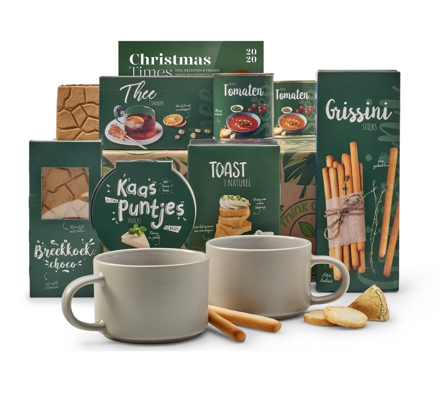Kerstpakket Soup of the day - 21%