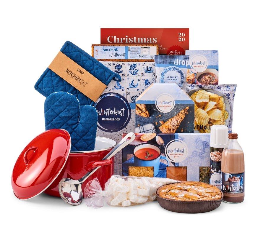 Kerstpakket Winterkost - 9% BTW