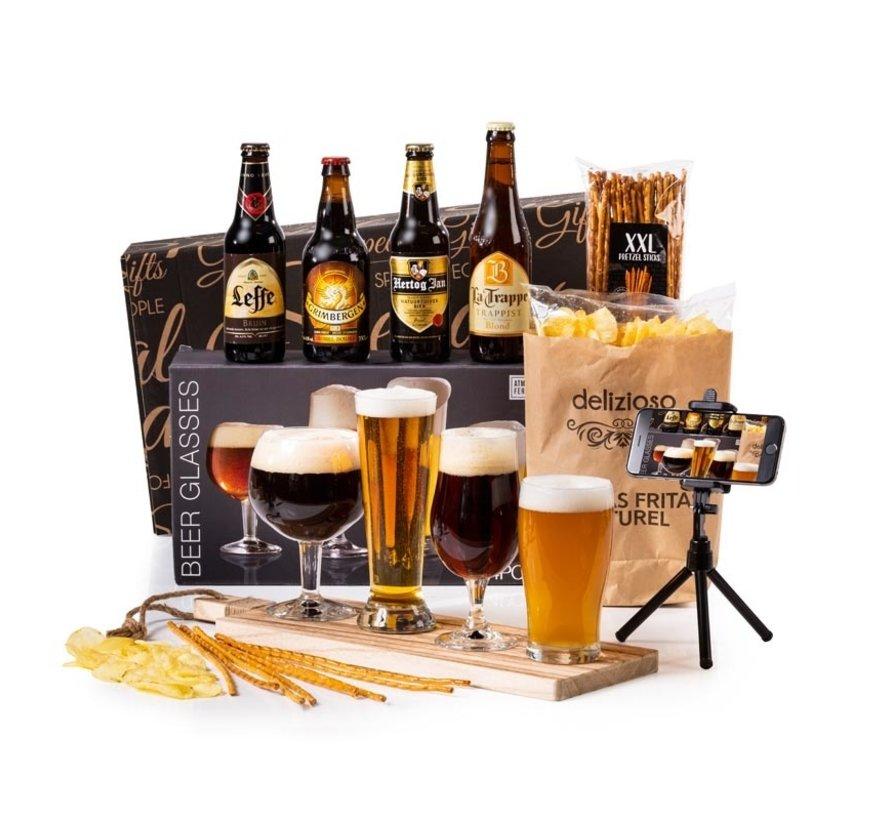Kerstpakket Bierproeverij  - 9% BTW
