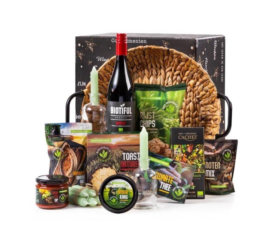 Kerstpakket Bio Mand - 9% BTW