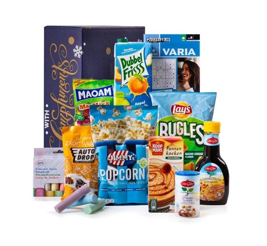 Kerstpakket Bonte Familie - 9% BTW