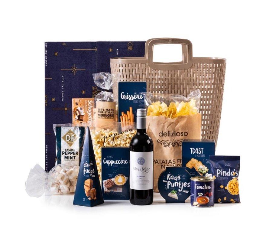 Kerstpakket Een Tas Vol! - 21% BTW