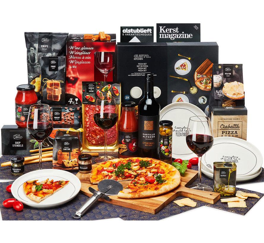 Kerstpakket Italian feast - 9% BTW