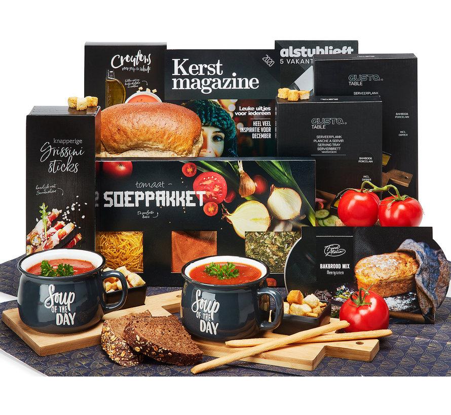 Kerstpakket Groeten uit Holland - 21% BTW