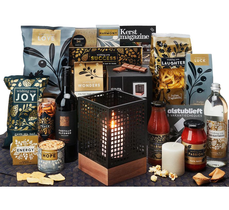 Kerstpakket Wishing you joy - 21% BTW