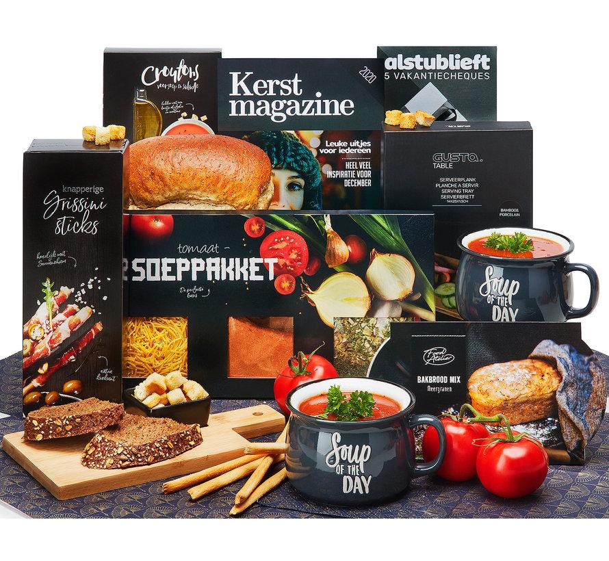 Kerstpakket Soup of the day - 21% BTW