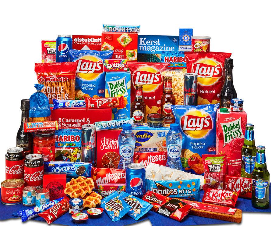 Kerstpakket Serveertip - 21% BTW