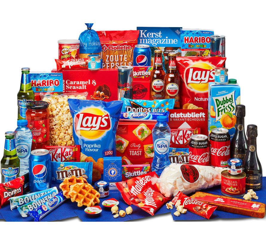 Kerstpakket Een groot feest - 21% BTW